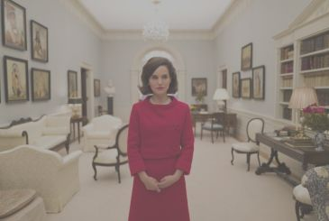 Jackie: the first two clips Italian