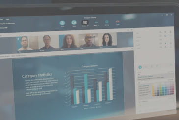 Amazon has a Chime, a new video conferencing service multi-platform