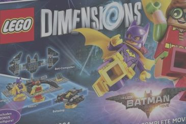[Review] LEGO Dimensions – The Story Pack The LEGO Batman Movie