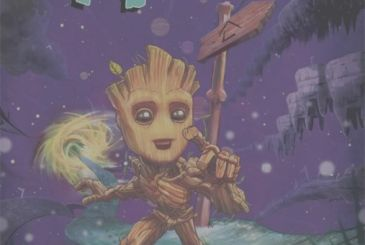 Guardians of the Galaxy: Baby Groot will be the protagonist of a comics series!