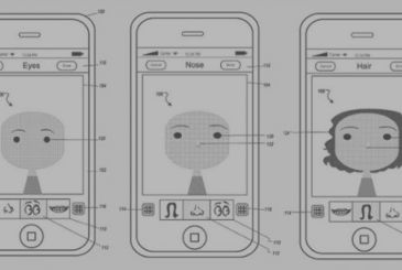 Apple patents a tool for the creation of avatar