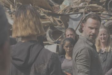 The Walking Dead 7: Who is Jadis? It tells the story of his actress, Pollyanna McIntosh