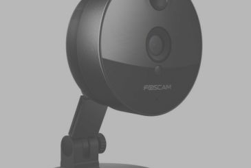 Review Foscam C1, the security camera that supports iOS