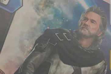 Guardians of the Galaxy Vol. 2: the preview image of Kurt Russell in the role of Ego