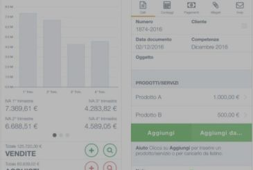 Fattura24, the app to create and manage invoices (and not only) iPhone