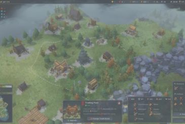 Northgard – The preview of the indie game spirit, viking landed on Steam