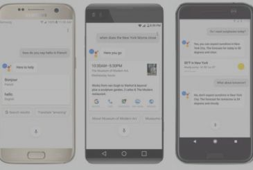 Google Assistant could also arrive on the iPhone