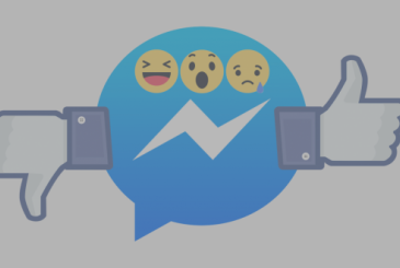Facebook will bring about the reaction in the Messenger app