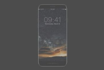 The iPhone 8 imagined in new rendering