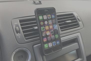 Housing Inateck support integrated car for iPhone 6/6s – Review