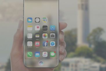 The new iPhone, the new concept online!