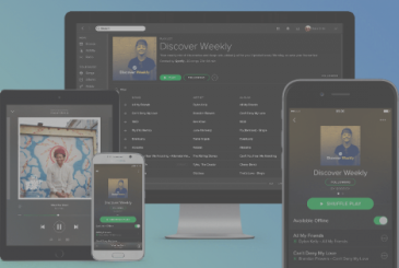 Spotify may offer certain content only to Premium users