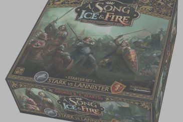 A Song of Ice and Fire: the Tabletop Miniatures Game – CMON publishes online the first images!