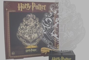 Here is the lamp in the theme of Harry Potter that will light up your nights... Lumos!