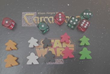 Carcassonne Star Wars Edition – Review