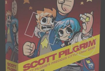 On arrival, a card game of Scott Pilgrim from the creator of Eberron!
