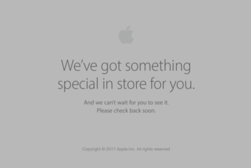 The Apple Store is down for maintenance: new products in the pipeline?