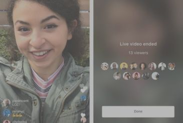 Instagram now allows for the storage of live video