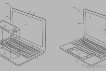 Apple patented the laptopt powered by... an iPhone!