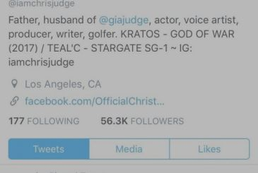 The voice actor of Kratos reveals the release of God of War in 2017?