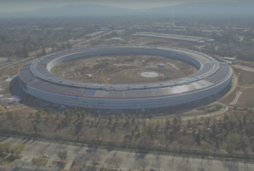 Apple Park: new video on the progress of the work