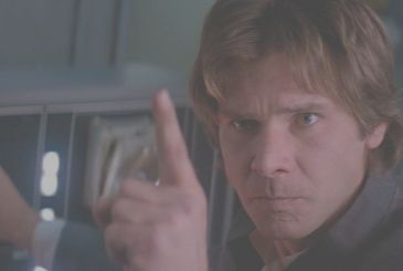 And so Han solo might not be the real name of Han solo... wait, what?!