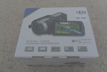 Review camera Andoer HDV-302P