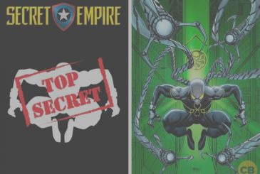 Secret Empire: here's who owns the mysterious profile of the variant cover [SPOILER]
