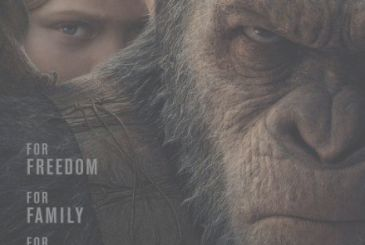 War – The Planet of the Apes, online the new trailer!