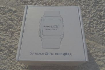 Review Fitness Tracker Padgeme H30