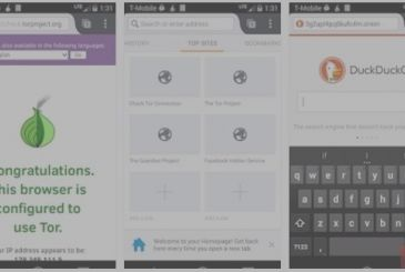 Anonymous surfing on Android: the best app