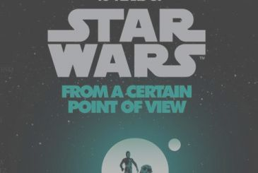 Star Wars: announced the publication of an anthology of 40 years of the saga