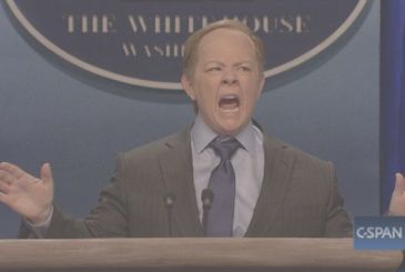 """Apple is in accord with the NBC: advertising space during the """"Saturday Night Live"""""""