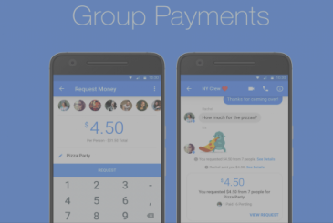 Facebook enable direct payments between groups of users