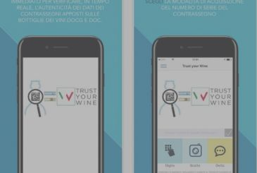 Trust your Wine, the app to verify the authenticity of the markings on the wines