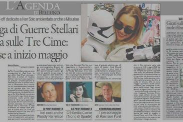 Han solo: Star Wars Story will be filmed in Italy!