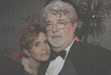 Star Wars Celebration 2017: George Lucas recalls moved Carrie Fisher
