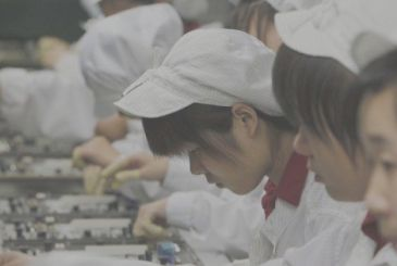 The six suppliers who depend almost totally from Apple