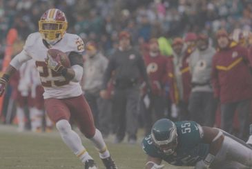 As will be the draft pick of the Washington Redskins?