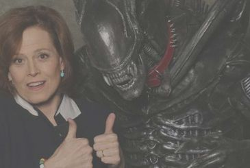 Eye to drool! – Tomorrow, April 21 is the last day for a selfie with the statue of the original Alien