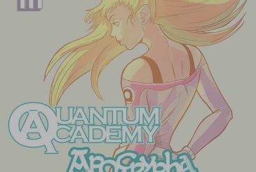 Apocrypha: Manfont and the International School of Comics announces the fourth volume
