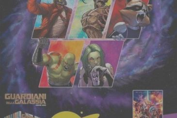Guardians of the Galaxy: they arrive at the newsstand comics of the Gold Series