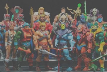 For the power of Grayskull! Announced the release date of the movie on He-Man!