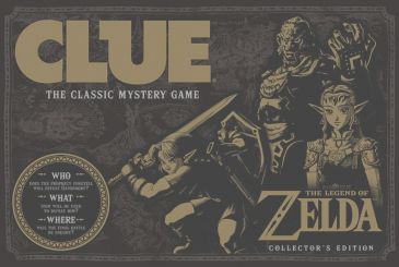 Incoming Cluedo: The Legend of Zelda