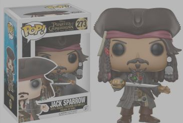 The Funko Pop Pirates of the Caribbean: The Revenge of Salazar, will leave in June