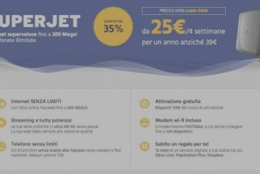 Fastweb offers new deals to new customers