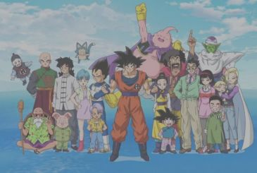 Dragon Ball: Live an official website where you draw your new character