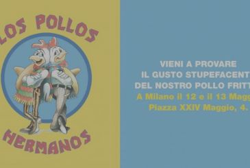 Los Pollos Hermanos arrives in Italy, here are all the details!