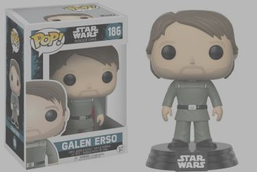 New Funko Pop Rogue One announced during the Star Wars Day
