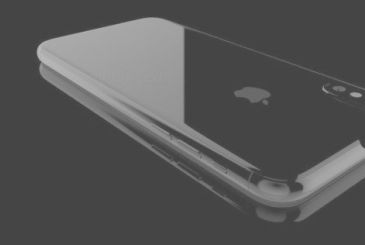 Form 3D on the camera of the iPhone 8, come new confirmations
